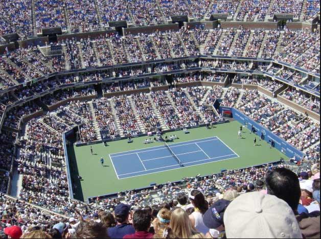 Arthur Ashe Stadium Queens NY