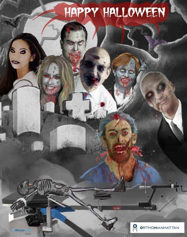 Ortho Halloween