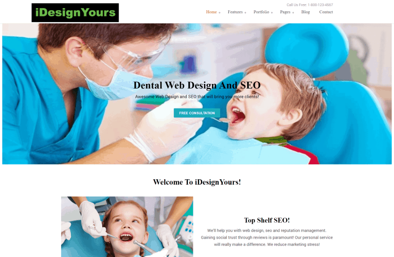 Best Dental Marketing In New York - Designed by iDesignYours