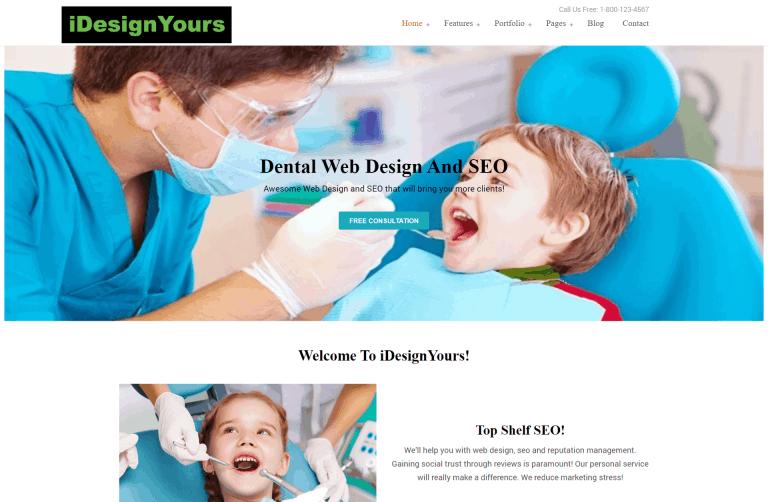 Best Dental Marketing In New York - Designed by iDesignYours