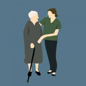 nursing home family member
