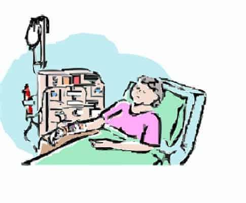 nursing home illness